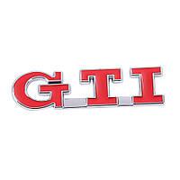 3D эмблема GTI