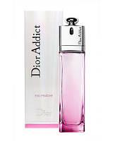 Женская туалетная вода Christian Dior Addict eau fraiche (свежий цветочно-цитрусовый аромат)