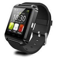 Смарт годинник U8 Smart Watch U8 Android і iOS, Чорні, фото 1