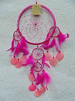 Ловец снов розовый