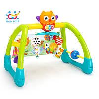 Игровой развивающий центр Веселая поляна Huile Toys (2105HT)