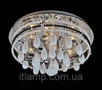 Люстра с подсветкой LED Art37-a562-5hrombst
