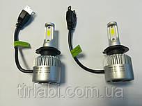 Лампочка LED лампа H7 диод