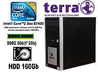 Системный блок оптом Terra 1009914 Intel C2D E8400/ E7200 /DDR2 2G/HDD 80G