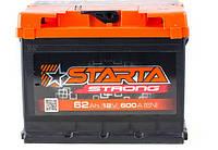 Аккумулятор 62 Аh, 12V АЗ Euro STARTA Strong