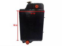 Радиатор John Deere AL39290