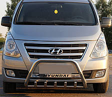 Кенгурятник WT на Hyundai H-1 (c 2008--)  PRS