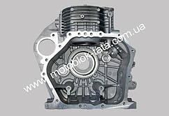 Блок двигателя - 186F (дизель 9 л.с. воздушное охлаждение)
