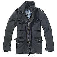 Куртка Brandit M65VoyagerWoolJacketBlack