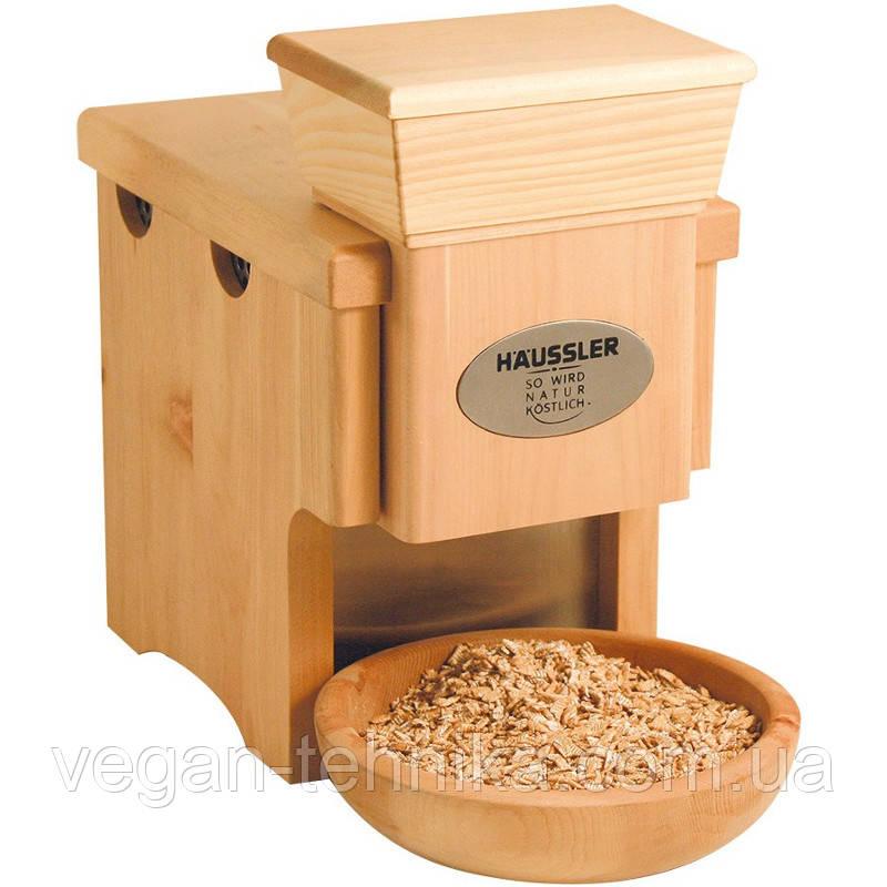 Плющилка зерна Felix Haussler машинка для зерновых хлопьев