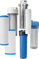 Сменные картриджи и комплектующие к фильтрам для воды