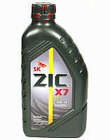 Моторное масло Zic X7 LS 10w40 1л SM/CF A3/B4 C3 VW 502/505 пластик