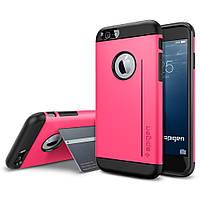 Чехол Spigen для iPhone 6S/6 Slim Armor S, Azalea Pink