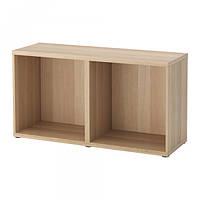 IKEA, BESTA, Жилье, белый дуб (90247375)(902.473.75) БЕСТА, ИКЕА, ІКЕА, АЙКИА
