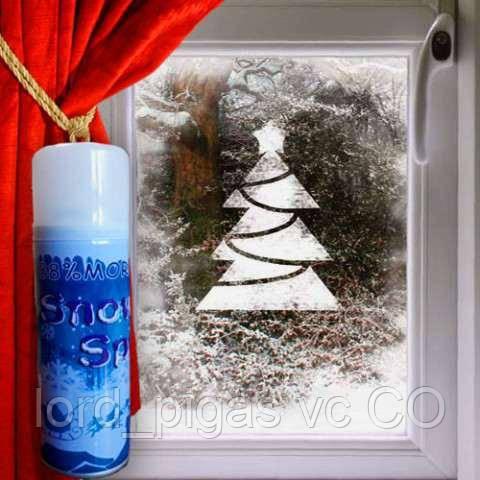 Спрей «Искусственный снег» Snow Spray
