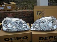 Фара левая Chevrolet Lacetti. (шевроле лачетти) 2003-2013 пр-во Fps