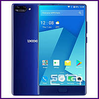 Смартфон DOOGEE Mix 4/64 GB (BLUE). Гарантия в Украине!