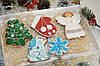 Новогодний подарки. Новогодние пряники. Корпоративные подарки, фото 4