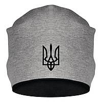 Шапка с гербом Украины, фото 1