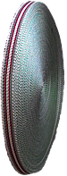 Тесьма ремінна жорстка 25 мм*50 м