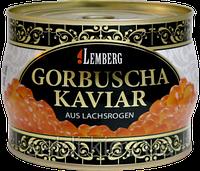 Икра Горбуша 500ГР Лемберг Lemberg Лососевая
