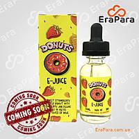 Donuts E-Juice Strawberry (3)