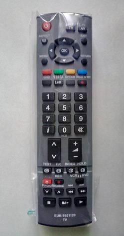 Пульт ДУ  'Panasonic EUR7651120, N2QAYB000223  (LCD TV) , фото 2