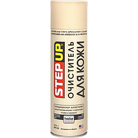 Очиститель для кожи, кондиционер-антистатик StepUp 454 г.