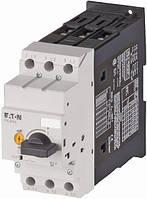 Автомат защиты двигателя PKZM4-50 50А Eaton (222355)