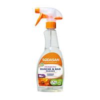 Органическое очищающее средство для ванной комнаты Sodasan