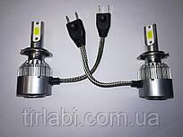 Светодиодная LED лампа H7