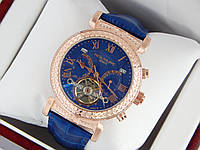 Наручные часы Patek Philippe Grand Complications Power Tourbillon золото, синий циферблат