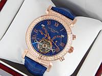 Наручний годинник Patek Philippe Grand Complications Power Tourbillon золото, синій циферблат, фото 1
