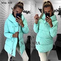Теплая куртка мод.ВП 122