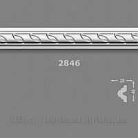 Профиль потолочный, багет «Добра Справа» 2846