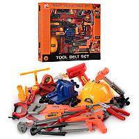 Детский набор инструментов 2009, искры, 42 предмета.