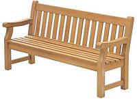 Тиковая садовая скамейка Teak royal 180