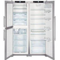 Холодильник Liebherr SBSes 7353 состоит из (SBNes 3210-26+SKes 4210-24)