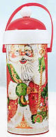 """Новогодняя упаковка для конфет и подарков """"Дед Мороз"""""""