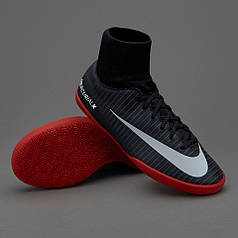Детские Футзалки Nike MercurialX Victory VI DF IC Junior 903599-002 (Оригинал)