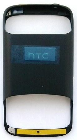 Крышка задняя с рамкой черная для телефона HTC Desire S Saga S510e 74H01900-00M