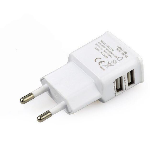 Зарядное устройство 2xUSB CH129