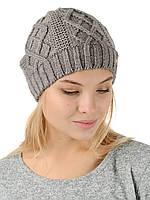 Вязаная женская шапка  H31ST