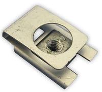 Монтажная металическаяпластина крепления бампера Alfa Romeo ,FiatОЕМ: 46453234