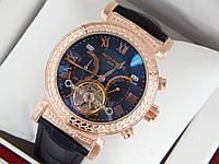 Наручные часы Patek Philippe Grand Complications Power Tourbillon золото, черный циферблат