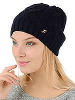 Вязаная женская шапка  H31C