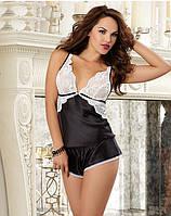 Женская пижама.Шортики. Боди- 311-161