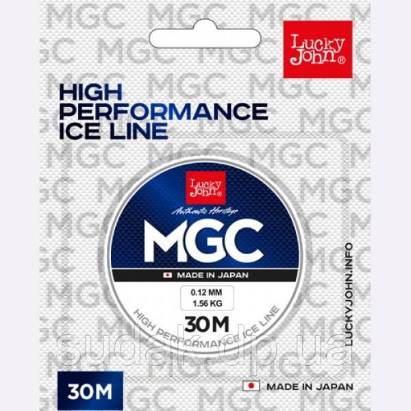 Леска зимняя Lucky John MGC 0.08mm/30m