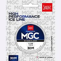 Леска зимняя Lucky John MGC 0.14mm/30m