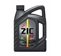 Zic X7 10w40 Diesel Моторное масло 4л